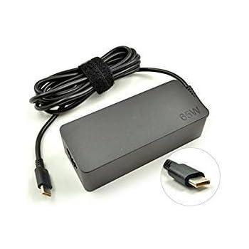 Amazon.com: Lenovo 65w USB Type C Ac Adapter 4X20M26268 With ...