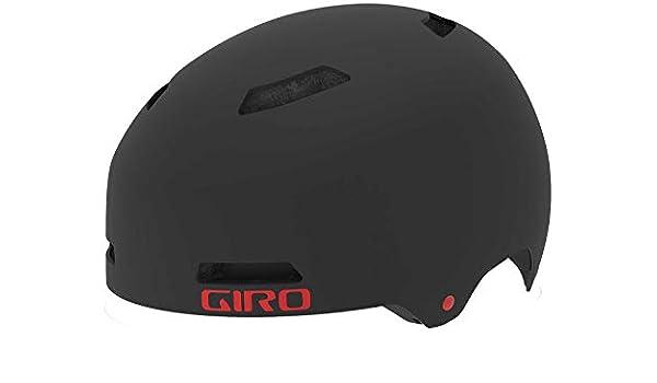 Giro Quarter FS 2020 - Casco para Bicicleta BMX, Color Gris ...