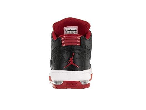 Shoes Men's School Jordan NIKE Red Basketball Ol' Gym white Black wapZPHq