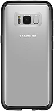 Speck Products GemShell Cell Phone Case for Samsung Galaxy S8 Plus - Clear/Black