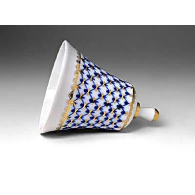 Lomonosov Table Wear Cobalt Net Porcelain Dinner - Porcelain Bell Dinner