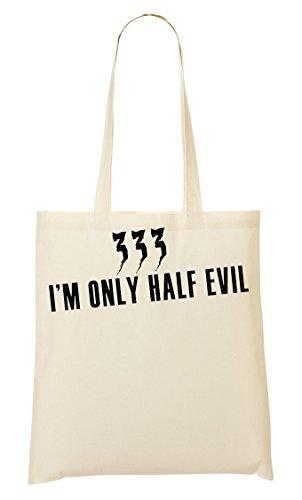 Half Evil Bolso De Mano Bolsa De La Compra