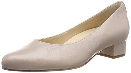 Tacón De H 1600 Marbella sahara Hassia Weite Mujer Beige Zapatos Para qIvXO 282aa18a95c3