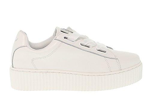 Windsor Smith Damen WINDOLYVIAWHITE Weiss Leder Sneakers
