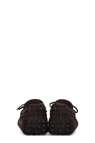 Tod's Mocassini Uomo XXM0GW05470RE0S800 Camoscio Marrone