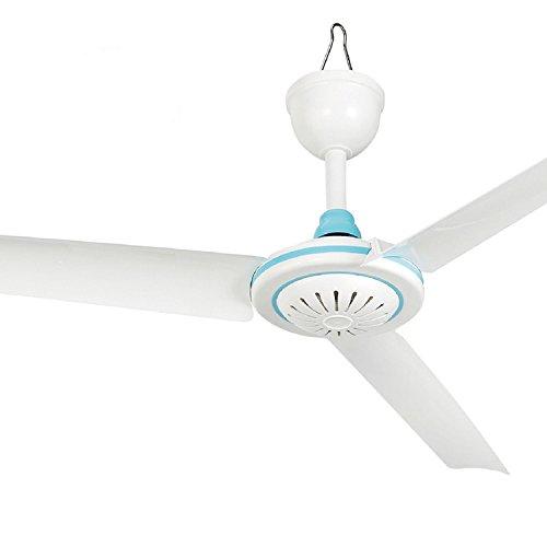 Elegantstunning Ventilatore elettrico da soffitto DC 12 V a bassa tensione