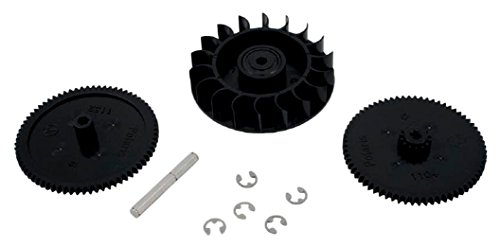 Drivetrain Gear - Polaris Zodiac 9-100-1132 Drive Train Gear Kit W/ Bearing for Polaris 360/380
