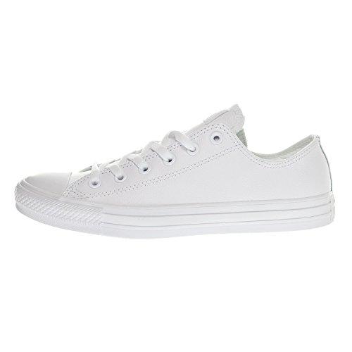 Converse Chuck Taylor Ox Hombre Zapatos 136823C, color blanco