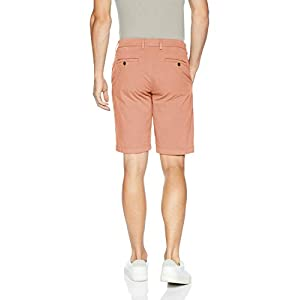 Goodthreads Men's 11″ Inseam Flat-Front Stretch Chino Short