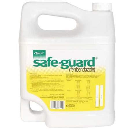 Intervet Safeguard Gallon