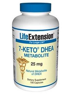 Life Extension - 7-KETO DHEA Metabolite 25 mg 100 caps