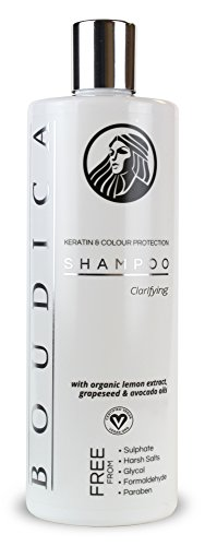 Boudica Clarifying Sulphate Free Shampoo - 500ml