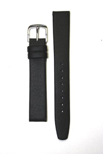 locman-style-15mm-black-satin-watchband-with-chisel-point-ends-s-s-buckle-and-leather-lining