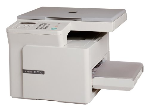 Remanufactured Canon D320 ImageClass Personal Digital Desktop Laser Copier/Printer ()