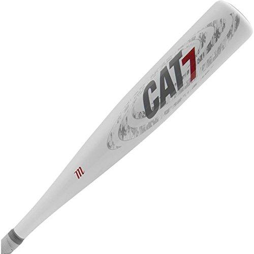 """Marucci Cat7 Junior Big Barrel Baseball Bat, 25""""/15 oz"""