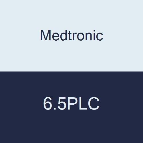 Covidien 6.5PLC Tracheostomy Tube, Pediatric, Long, Cuffed, 56 mm Length, Size 6.5