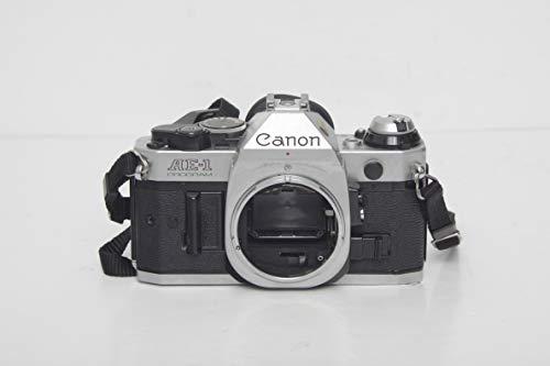 Canon AE-1 Program 35mm Film Camera - Body only (Canon Film Body)