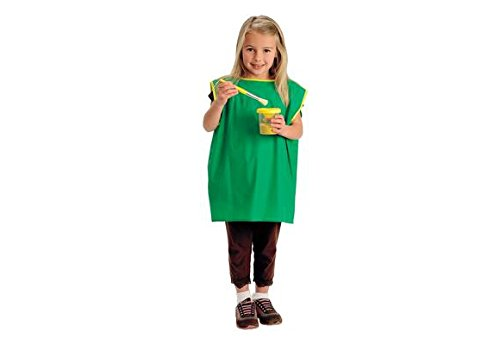 Colorations Economy Paint Smock Sleeveless - Set of 6 (Item # EPACK)