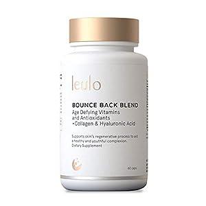 Collagen, Turmeric, Glutathione + C, E, Hyaluronic Acid, Antioxidants, Anti-Aging Skin Vitamins…