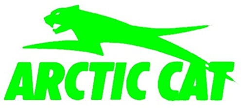 Arctic CAT Sticker for Phone Clear Background Helmet Laptop Hard HAT Sticker ()