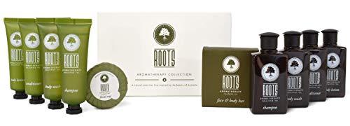 Roots Aromatherapy Amenity Kit (Eucalyptus Tea fragrance)