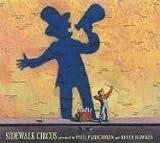 Sidewalk Circus, Paul Fleischman, 0763611077