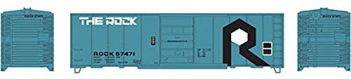 - Athearn HO 40' Box Car Single Door RI #57471
