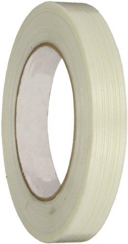 (IPG Uni-Directional Medium Grade Filament Tape, 18mm x 54.8M, Natural (48-Pack))
