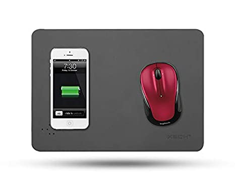 XECH Wireless Charging Mouse Pad Mousepad Mouse Pads