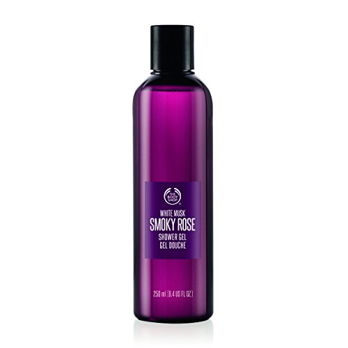 The Body Shop White Musk Body Wash, 8.4 Fluid Ounce (Revitalising Wash)