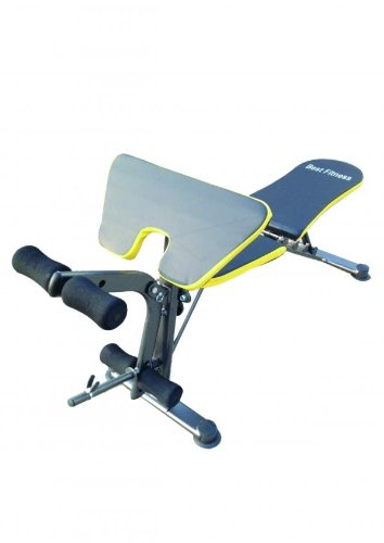 New-Black-Multi-Position-Weight-Lift-Incline-Flat-Bench-Exercise-Fitness