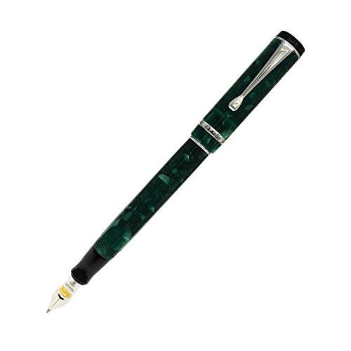 Conklin Duragraph Forest Green Fountain Pen, Stub Nib (CK71320)