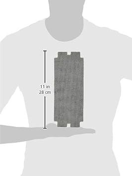 10-Pack Kraft Tool DC122 120-Grit Diecut Fabricut Sandpaper