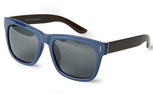 corciova Polarized Vintage Sunglasses Unbreakable