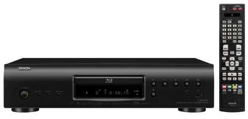 Denon DBP-1611UD Universal Blu-Ray/DVD/CD Player, Black