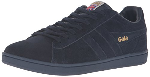Navy Blu Gola Equipe Uomo Sneaker Navy Suede 7xnSAzqBXn