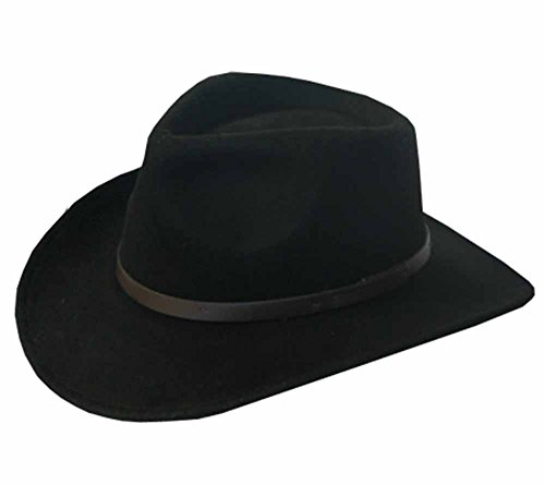 Packable Wool Felt Hat - 6