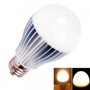 E27 5W 300 Lumens 6000K White Environmental Protection LED Bulb Lamp