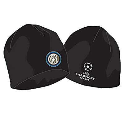 Official Licensed Inter Milan - Adult Knitted Hat (Champions League)