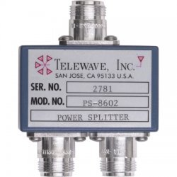 Telewave - PS-4502-BNC - 400-512 2-Way Splitter by Telewave