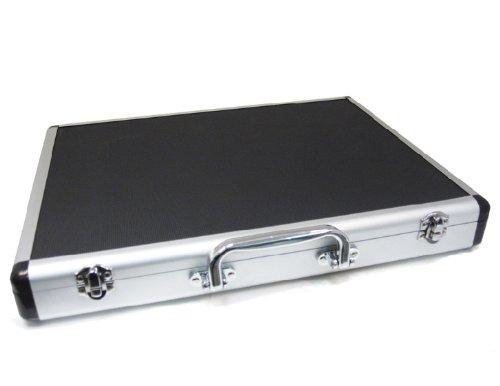 TATTOO MACHINE CASE Carrying Storage Foam Case (Hold 12 Machines)