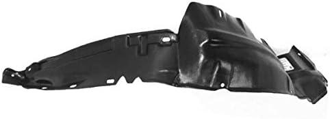 New Front Inner Fender Liner Set For 86-97 D21 Hardbody NI1248103 NI1249103