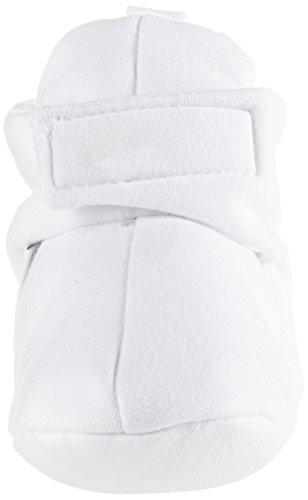 Sterntaler Baby Mädchen Schuh Krabbel-& Hausschuhe Weiß (Weiß)