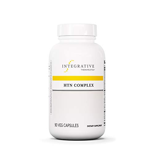 Integrative Therapeutics - HTN Complex - Cardiovascular Health Support Supplement - 90 Capsules
