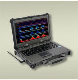 Aaronia EMC / EMI Spectrum Analyzers Armour Harded Dell Comp 1Hz - 20MHz