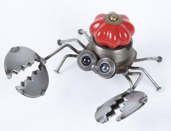 - Yardbirds Junkyard Metal Animal CK Bushing Crab C517