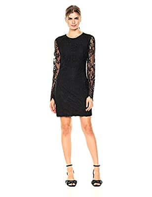 Wild Meadow Women's Stretch Lace Mini Dress