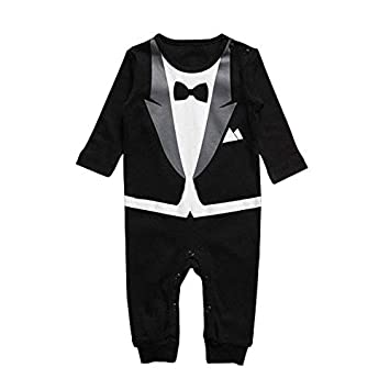 eda3ad9dd741 Eurowebb Pyjama pour Enfant Imitation Costume Smoking Gentleman ...