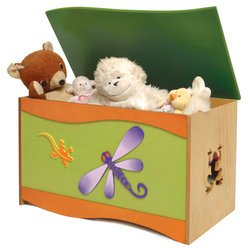 Little Lizards Toy Box by Room Magic