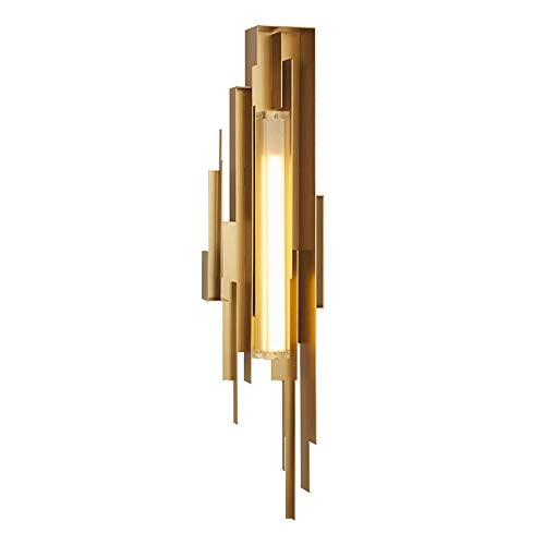 Nordic Postmodern Creative Wall Lamp Light European American style Wall Sconces Clubhouse Villa Decoration Living room Bedroom Bedside Lamp,Right